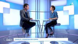Mélanie Taravant dans C à Dire - 10/12/19 - 03