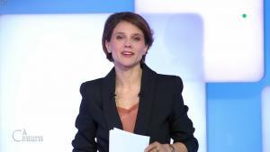 Mélanie Taravant dans C à Dire - 20/01/20 - 01