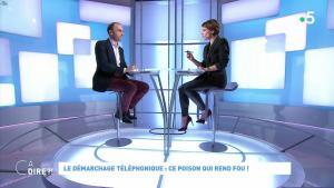 Mélanie Taravant dans C à Dire - 20/01/20 - 04