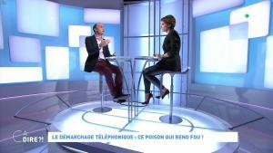 Mélanie Taravant dans C à Dire - 20/01/20 - 05