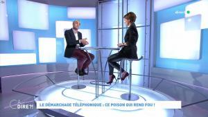 Mélanie Taravant dans C à Dire - 20/01/20 - 07