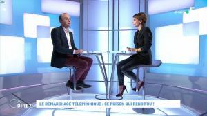 Mélanie Taravant dans C à Dire - 20/01/20 - 08