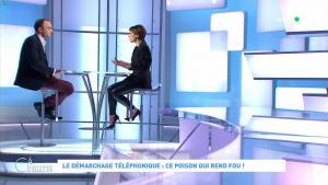 Mélanie Taravant dans C à Dire - 20/01/20 - 09