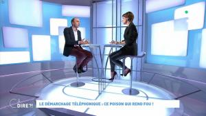 Mélanie Taravant dans C à Dire - 20/01/20 - 10