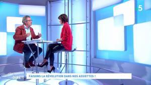 Mélanie Taravant dans C à Dire - 20/09/19 - 09