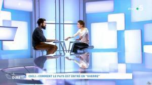 Mélanie Taravant dans C à Dire - 21/10/19 - 03