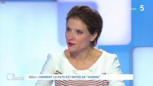 Mélanie Taravant dans C à Dire - 21/10/19 - 04