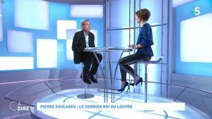 Mélanie Taravant dans C à Dire - 31/12/19 - 05