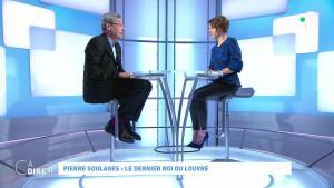 Mélanie Taravant dans C à Dire - 31/12/19 - 07