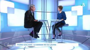 Mélanie Taravant dans C à Dire - 31/12/19 - 08