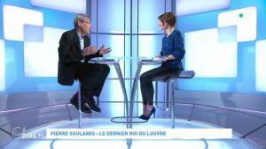 Mélanie Taravant dans C à Dire - 31/12/19 - 09