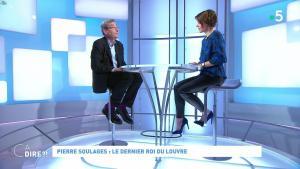 Mélanie Taravant dans C à Dire - 31/12/19 - 12