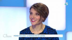 Mélanie Taravant dans C à Dire - 31/12/19 - 15