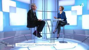 Mélanie Taravant dans C à Dire - 31/12/19 - 16