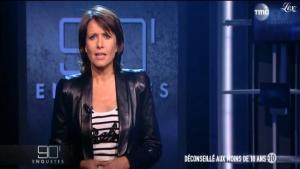 Carole Rousseau dans 90 Minutes Enquetes - 06/01/11 - 1