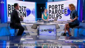 Caroline Roux dans la Matinale - 01/03/11 - 1