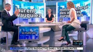 Caroline Roux dans la Matinale - 06/04/11 - 2