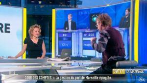 Caroline Roux dans la Matinale - 18/02/11 - 1