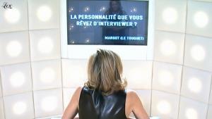Claire Chazal dans le Grand Journal De Canal Plus - 17/12/09 - 1
