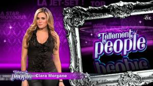 Clara Morgane dans Tellement People - 22/07/10 - 1