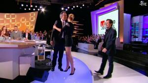 Clotilde Courau dans le Grand Journal De Canal Plus - 29/03/11 - 2