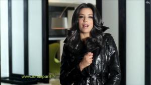 Eva Longoria dans une Publicité l'Oreal - 08/02/11 - 2