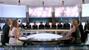 Frédérique Bel dans la Quotidienne Du Cinema - 18/03/11 - 1