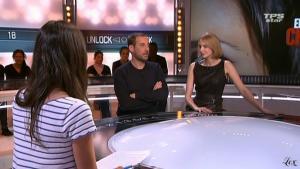 Frédérique Bel dans la Quotidienne Du Cinema - 18/03/11 - 5