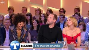 Frédérique Bel dans le Grand Journal De Canal Plus - 11/03/11 - 3