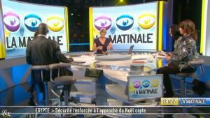 Julia Vignali dans la Matinale - 04/01/11 - 2