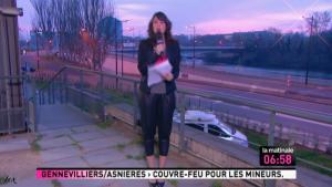 Julia Vignali dans la Matinale - 16/03/11 - 1