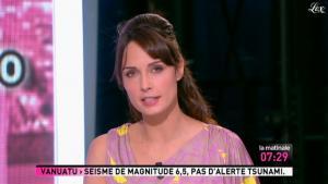 Julia Vignali dans la Matinale - 17/03/11 - 1