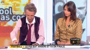 Julia Vignali dans la Matinale - 21/04/11 - 2
