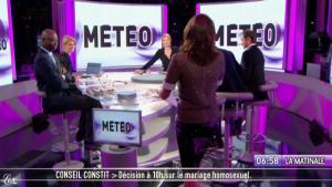 Julia Vignali dans la Matinale - 28/01/11 - 2