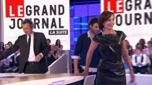 Kristin Scott Thomas dans le Grand Journal De Canal Plus - 25/01/11 - 2