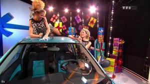 Les Gafettes, Doris Rouesne et Nadia Aydanne dans le Juste Prix - 10/03/11 - 1