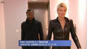Maïtena Biraben dans le Grand Journal De Canal Plus - 20/01/11 - 1