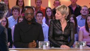 Maïtena Biraben dans le Grand Journal De Canal Plus - 20/01/11 - 3