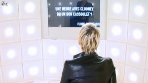 Maïtena Biraben dans le Grand Journal De Canal Plus - 21/01/11 - 2
