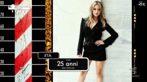 Martina Stella dans Domenica Cinque - 07/11/10 - 1