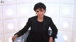 Rachida Dati dans le Grand Journal De Canal Plus - 20/01/11 - 1