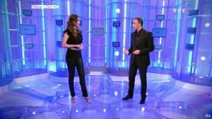 Sandrine Quétier dans 50 Minutes Inside - 16/04/11 - 1