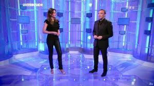 Sandrine Quétier dans 50 Minutes Inside - 16/04/11 - 2