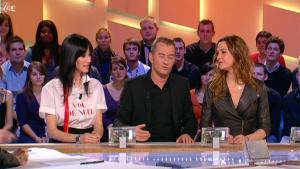 Sandrine Quétier dans le Grand Journal De Canal Plus - 12/01/11 - 4