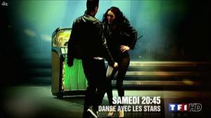 Sofia Essaidi dans Bande Annonce Danse Avec Les Stars - 23/02/11 - 1