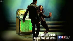 Sofia Essaidi dans Bande Annonce Danse Avec Les Stars - 23/02/11 - 2