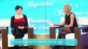 Sophie Davant dans Toute Une Histoire - 10/02/11 - 2