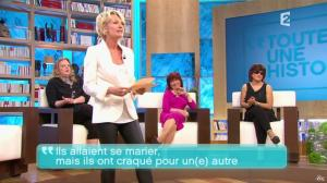 Sophie Davant dans Toute Une Histoire - 18/04/11 - 1