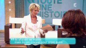 Sophie Davant dans Toute Une Histoire - 18/04/11 - 2
