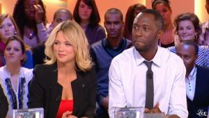 Virginie Efira dans le Grand Journal De Canal Plus - 04/01/11 - 2